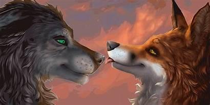 Wolf Fox Scratch Games Animal Total Edu