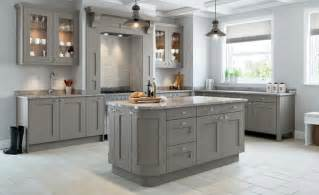 Ikea Cabinet Door Sizes by Rivington Bespoke Painted Kitchen In Dove Grey