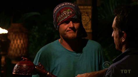 Survivor contestant Zane Knight