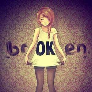 The Life Quotes: Broken Girl