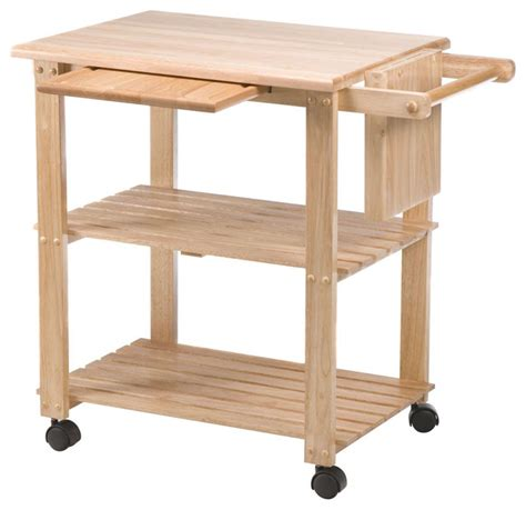 solid wood kitchen island cart solid wood kitchen utility microwave cart with pull out