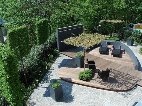 Moderne Gärten  Herny Klammer Garten Und Landschaftsbau