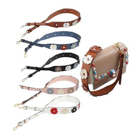 flower adjustable bag shoulder strap replacement changeable crossbody bag straps length cm