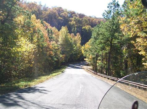 Talimena Trail From Murfreesboro, Ar