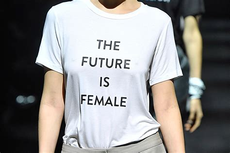 Fashion Getting Political Feminist