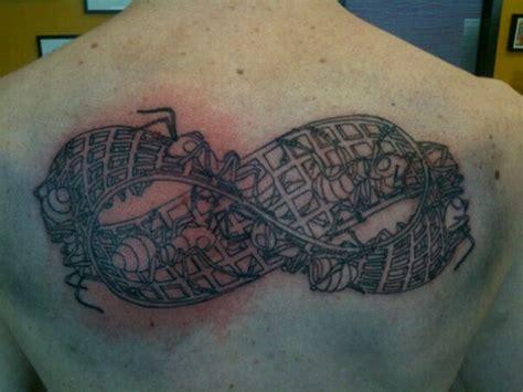 escher poster waterfall tattoo