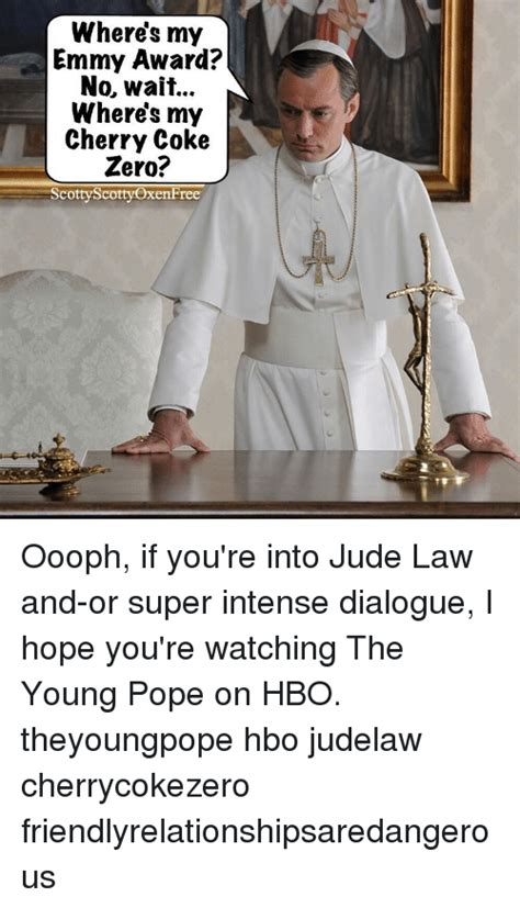 Young Pope Memes - funny jude law memes of 2017 on sizzle juding