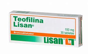 Image result for teofilin
