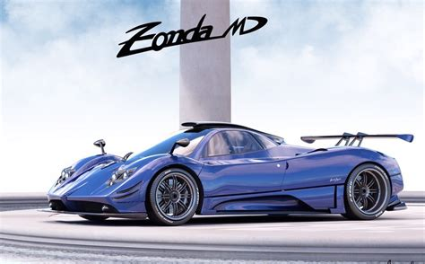 pagani zonda yet another pagani zonda one off special made the md