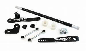 Teraflex 1743605  T Sway Bar System For 07