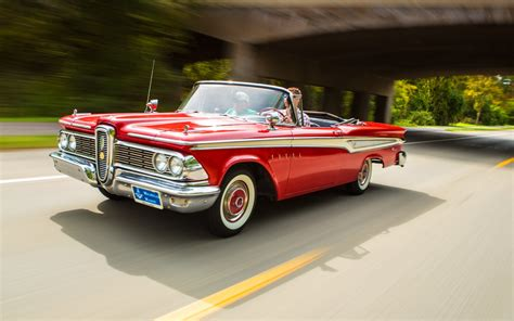 Collectible Classic: 1959 Edsel Corsair - Automobile Magazine