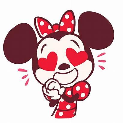 Disney Valentines Valentine Emoji Minnie Blitz Introduce