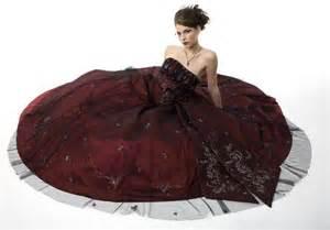 burgundy wedding dresses beautiful in burgundy wedding dresses picture