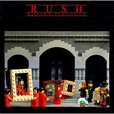 Rush  Moving Pictures  Musical Brick