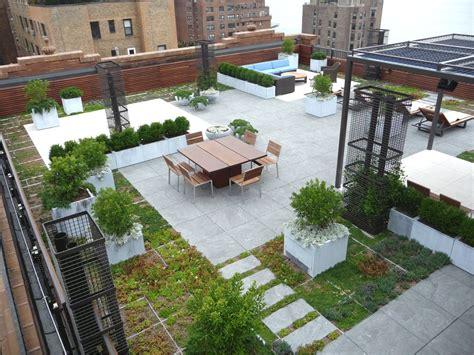 west  avenue penthouse terrace greenroofscom