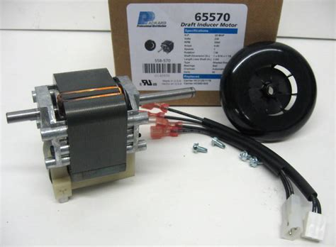 carrier fan motor replacement 65570 draft inducer furnace blower motor for carrier