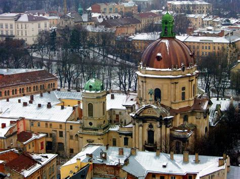 iglesia ortodoxa de saint mikolayi lviv ucrania mis