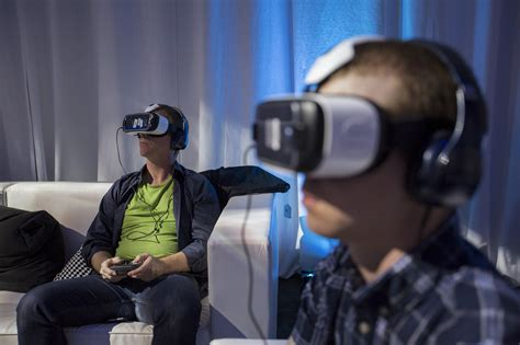 5 Virtual Reality Games Coming In 2016  International Business Times Au