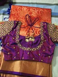 1000+ images about Blouse designs for pattu sarees on Pinterest