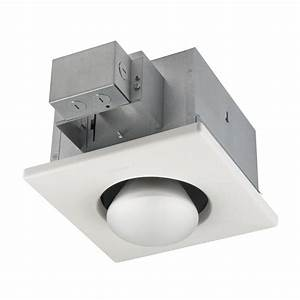 Shop Broan White Bathroom Heater And Light At Lowes Com