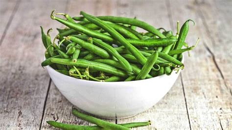 Green Beans Nutrition: Health Information