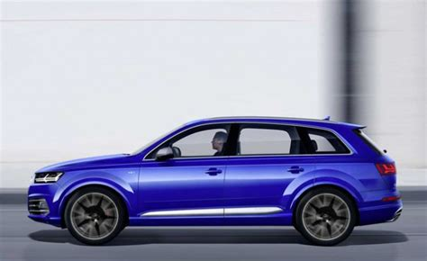Audi Sq7 Tdi May Be Headed To The Us