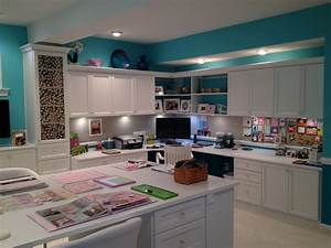 Home Office Craft Room Design Ideas Webbkyrkancom
