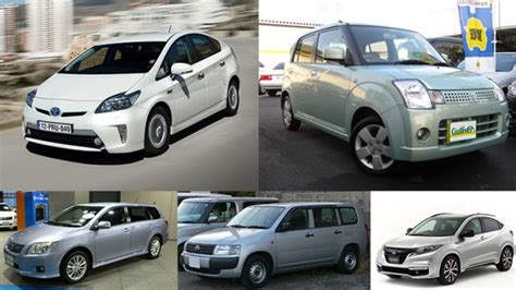 5 Most Popular Imported Japanese Cars In Pakistan