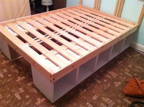 25+ Best Ideas About Diy Platform Bed On Pinterest Diy