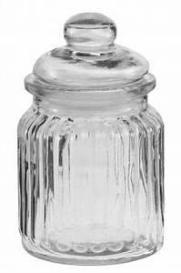 Nanu Nana Flaschen : vorratsglas country geriffelt 290 ml kleines ~ Watch28wear.com Haus und Dekorationen