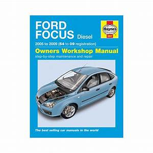 Encontr U00e1 Manual  Ford Focus Owners Manual Uk