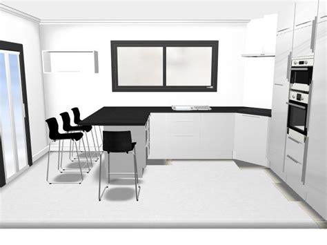 ikea cuisine abstrakt blanc cuisine ikea abstrakt blanc avec retour repas votre avis