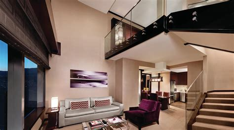 Jimmy suite king and jimmy suite two queens: Two Bedroom Hotel Suites - Vdara Hotel & Spa