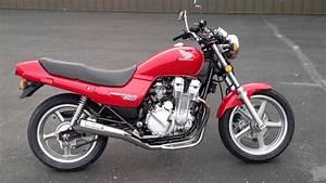 Vintage 1995 Honda Cb750 Nighthawk 750