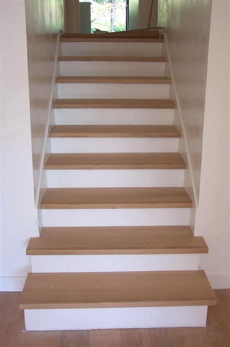 habiller un escalier en beton