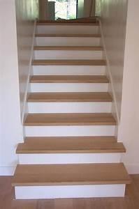Marche D Escalier En Chene : h habillages bois escaliers jac samson ~ Melissatoandfro.com Idées de Décoration