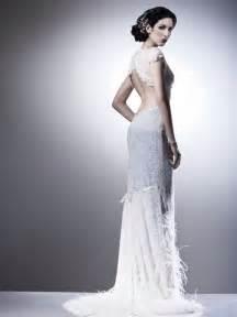 lace wedding dresses vintage wedding trend ideas open back lace wedding dress