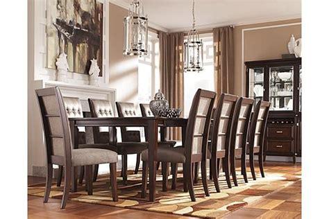 larimer dining room upholstered side chair  ashley