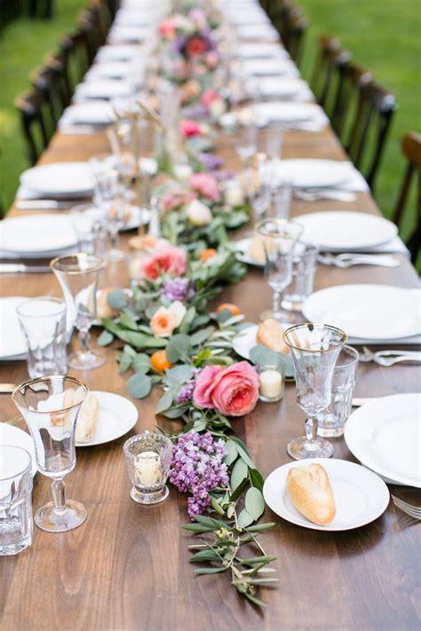 Blumen Für Tischdeko by Hochzeitsdeko Selber Machen Ideen F 252 R Die Tischdeko