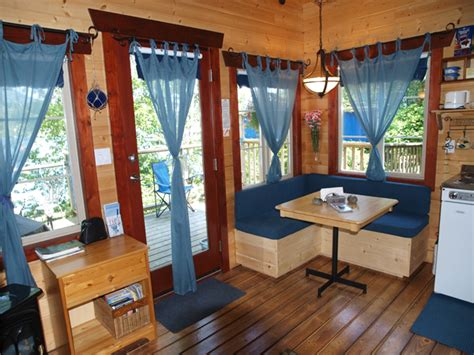 gallery  photographs  anchors inn waterfront cabins