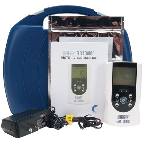 InTENSity Select Combo TENSIFMICEMS Electrotherapy Unit