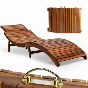 Liege Aus Holz : sonnenliege gartenliege liegestuhl garten liege holz holzliege relax variation ebay ~ Sanjose-hotels-ca.com Haus und Dekorationen