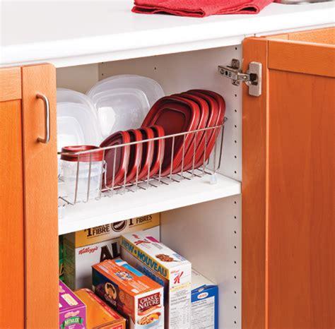 comment ranger la vaisselle dans la cuisine comment ranger efficacement les contenants de plastique