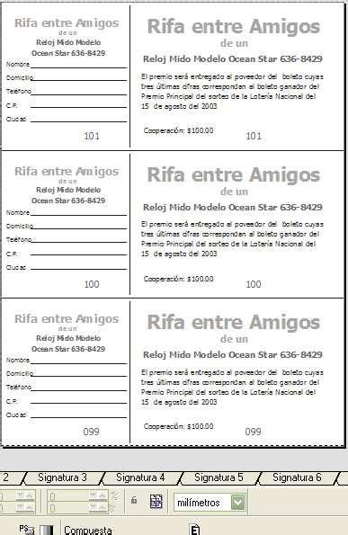 papeletas de rifas para imprimir gratis ourclipart