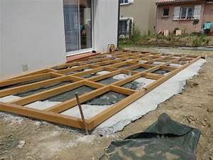 Lambourde Pour Terrasse Bois : mteb ossature bois exotique terrasses en bois et ~ Premium-room.com Idées de Décoration
