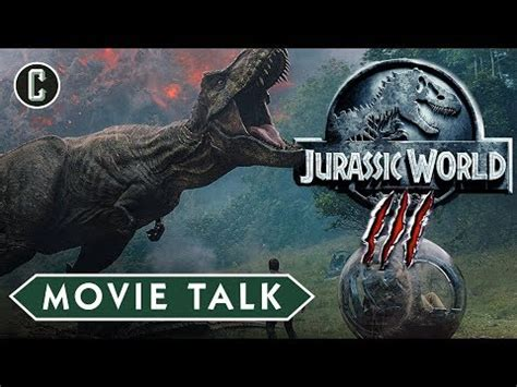 jurassic world 3 announced with pacific uprising