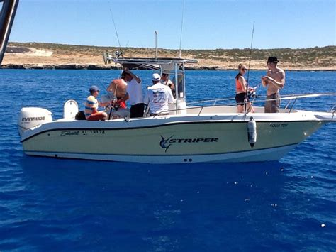 Small Boat For Rent by Ayia Napa Small Boat Rental