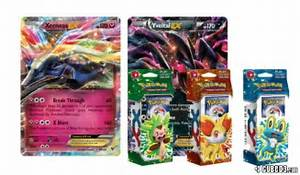 pokemon trading cards to mega evolve in new xy expansion packs