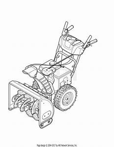Troy Bilt 31ah55r5711 Storm 3090  2012  Parts Diagram For  Quick Reference