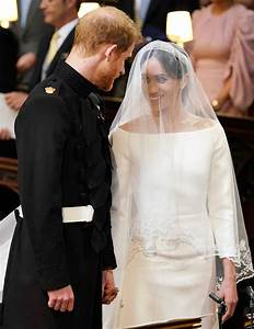 Prince Harry Tells Meghan Markle 'You Look Amazing' During ...